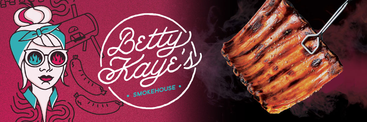 Betty Kaye's Smokehouse at VG's Grocery in Fenton MI