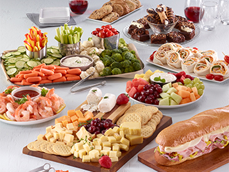 Deli Party Trays