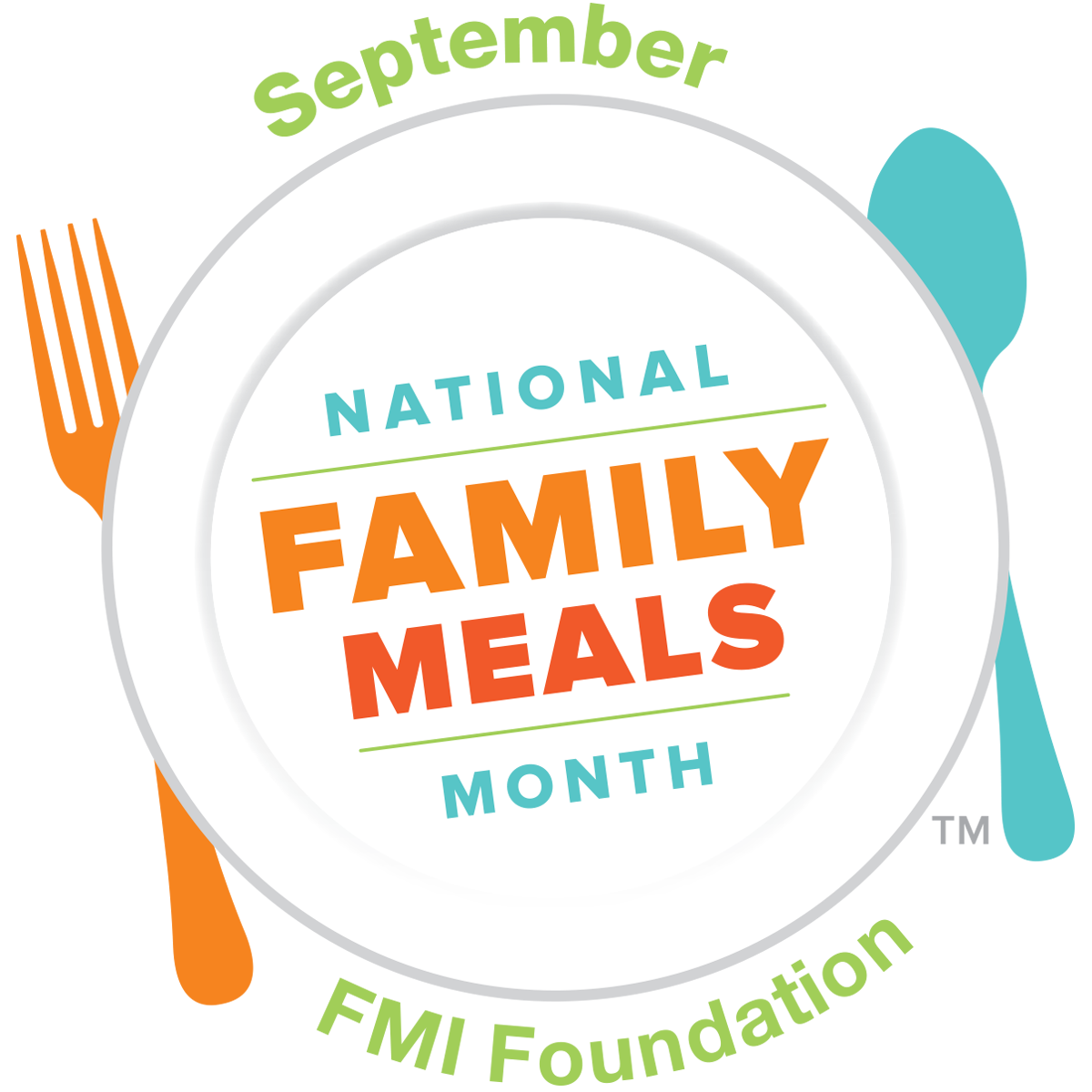 Family Meals Month Logo