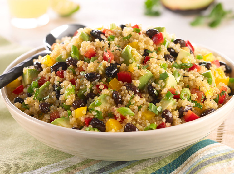 Full Circle Quinoa Salad