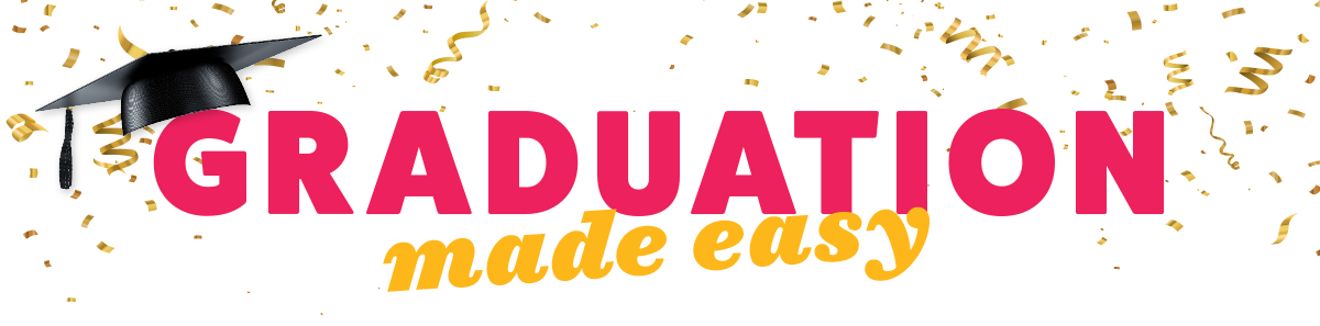 Graduation Made Easy Party Planning