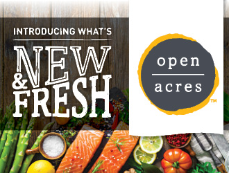 Open Acres brand products
