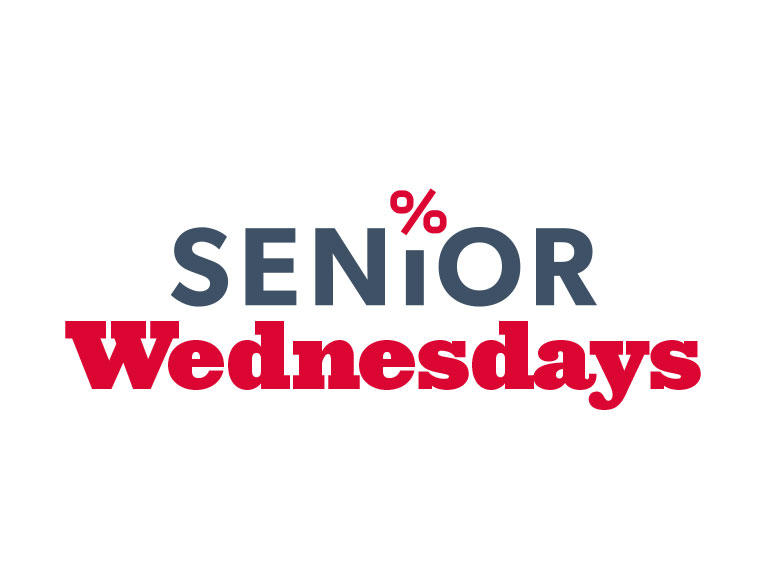 Senior Wednesdays logo