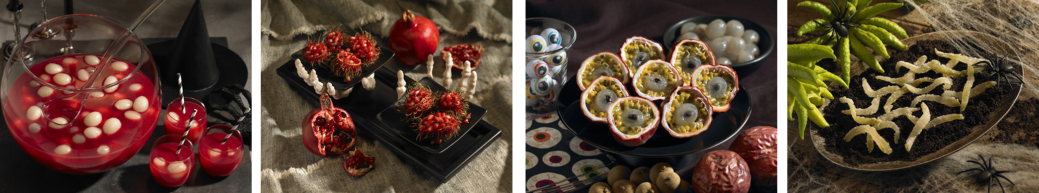 Freaky Fruits for Halloween Celebrations