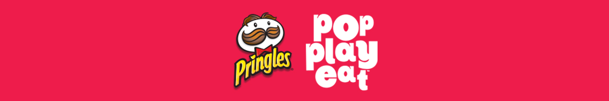 Pop, Play, Eat from Pringles