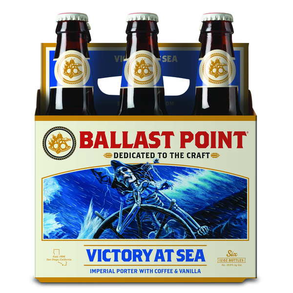 Ballast Point Victory At Sea 6pk btl