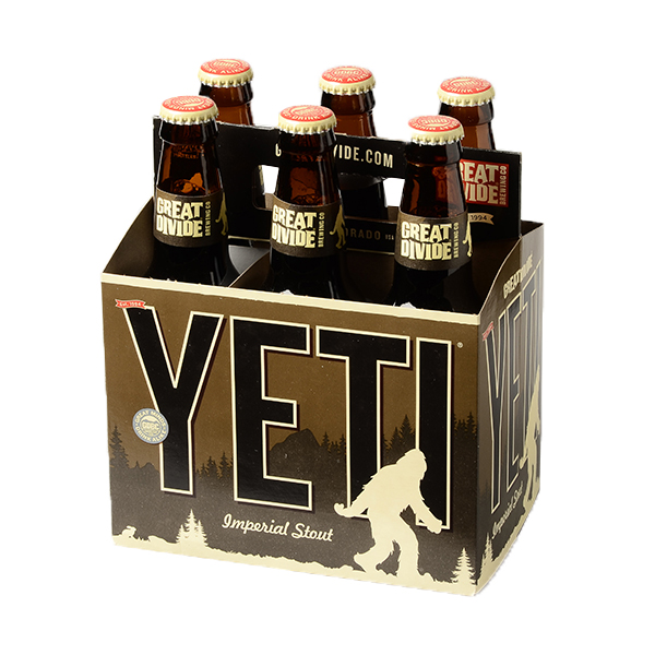 Great Divide Yeti Imperial Stout 6pk btl