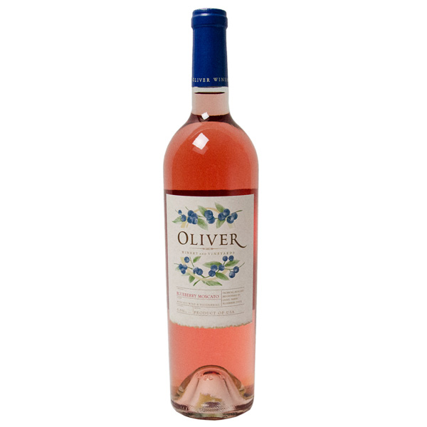 Oliver Blueberry Moscato