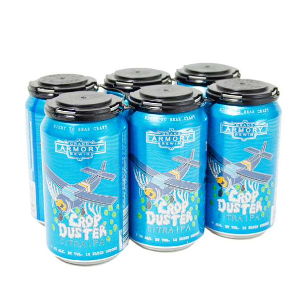 Grand Armory Crop Duster 6pk can By The Case!