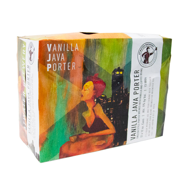 Atwater Vanilla Java Porter 12pk can