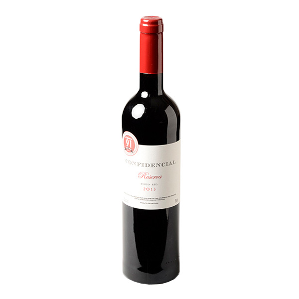 Confidential Red Blend