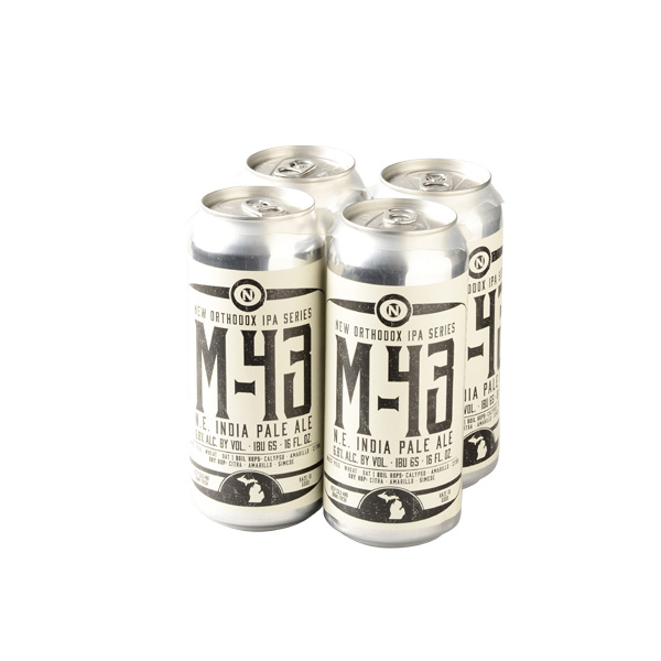 Old Nation M43 4pk can