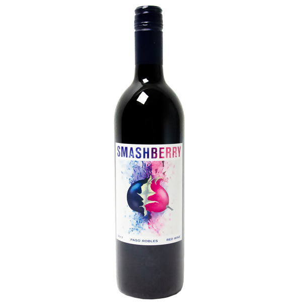 Smashberry Paso Robles Red Blend