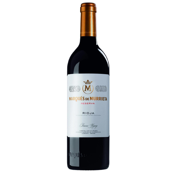 Marques De Murrieta Reserva Rioja