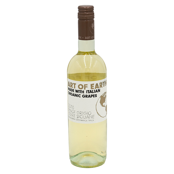 Art of Earth Organic Pinot Grigio